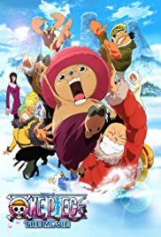 One Piece: Episode of Chopper Plus: Bloom in the Winter, Miracle Cherry Blossom 1