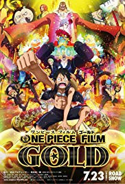 One Piece Film: GOLD 1