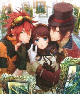 Code:Realize: Sousei No Himegimi Episode 5 Subtitle Indonesia