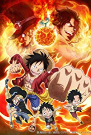 Episode of Sabo: The Three Brothers' Bond – The Miraculous Reunion