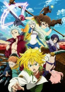 Nanatsu No Taizai Season 2 Episode 9