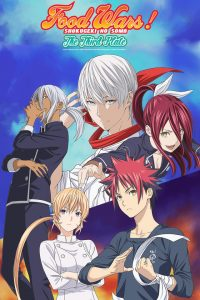 Shokugeki No Souma Season 3 Episode 3