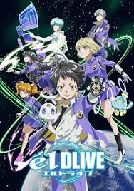 ēlDLIVE Episode 1 Subtitle Indonesia