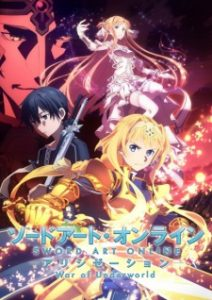 Sword Art Online: Alicization – War of Underworld Episode 1