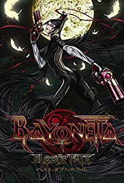 Bayonetta: Bloody Fate 1