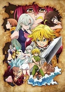 Nanatsu no Taizai Season 3 Episode 3