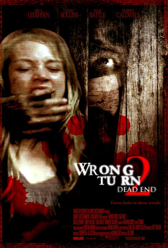 Wrong Turn 2: Dead End 2