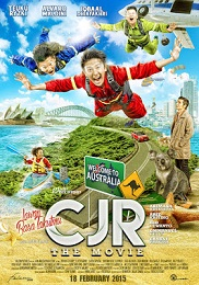 CJR The Movie: Lawan Rasa Takutmu