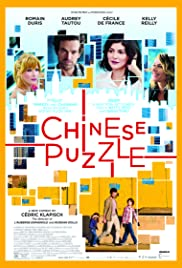 Chinese Puzzle 1