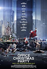 Office Christmas Party 1